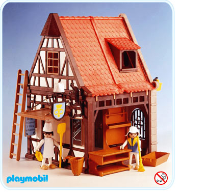 notice du ch teau fort playmobil. Black Bedroom Furniture Sets. Home Design Ideas