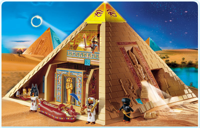 4240 PYRAMIDE EGYPTIENNE