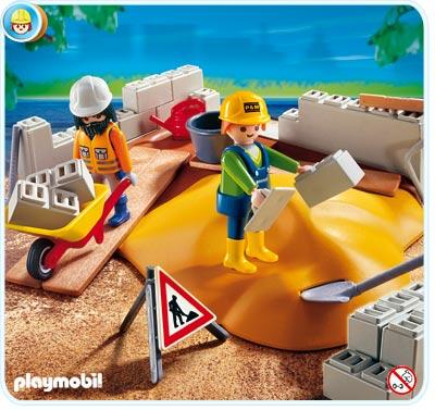 Plans playmobil page 9 - Betonniere playmobil ...