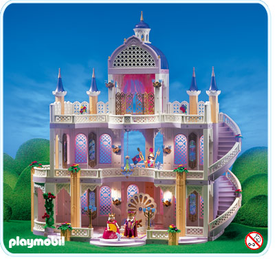 Plans playmobil page 27 for Chateau playmobil 4250