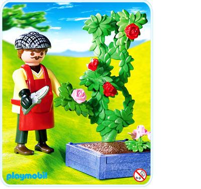 4487 Horticulteur - rosier
