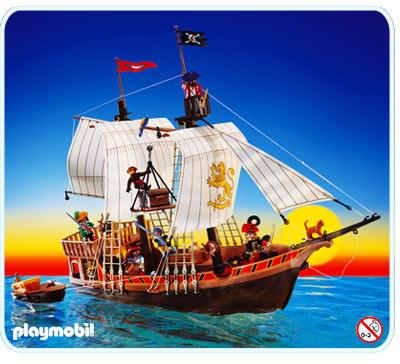 3750 Bateau pirate