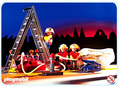3881 Pompiers - extincteur